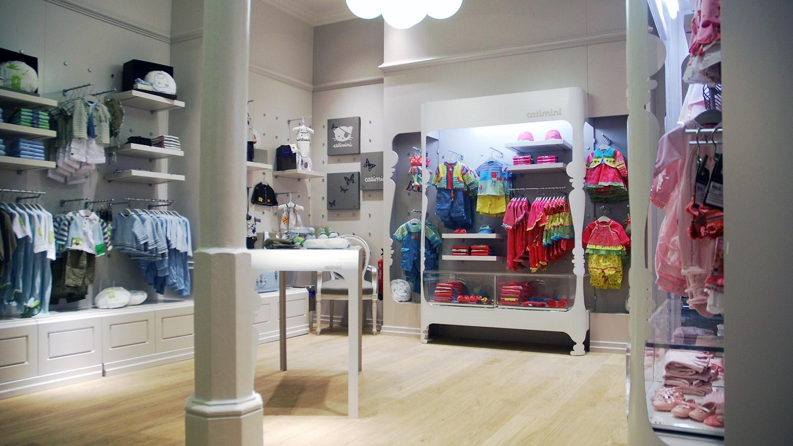 Boutique Catimini Barcelone Efi Design (1)
