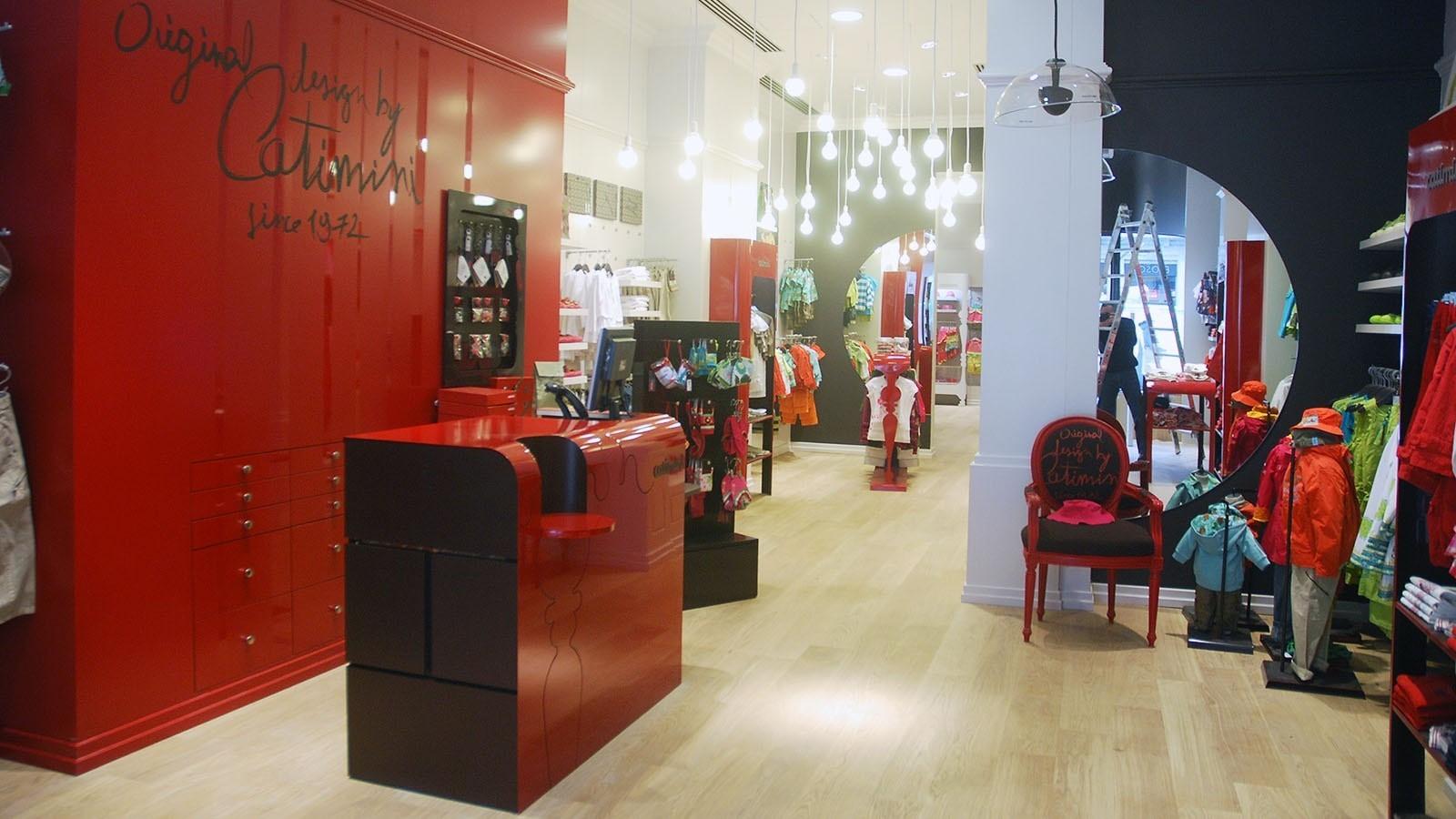 Boutique Catimini Barcelone Efi Design (15)