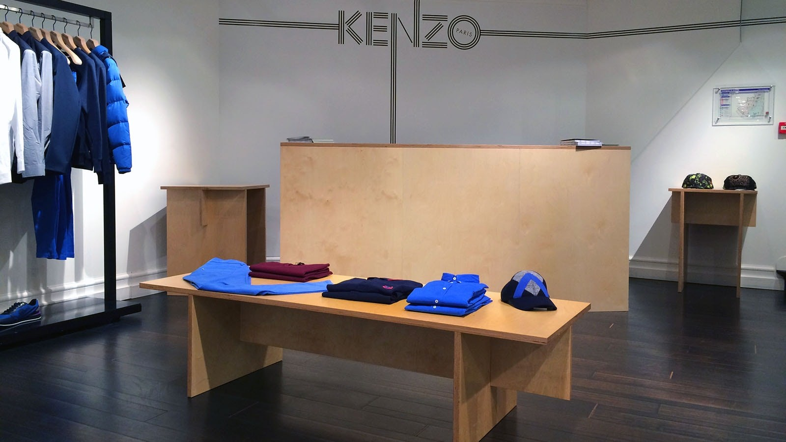 Boutique Kenzo Georges V Paris Efi Design (2)