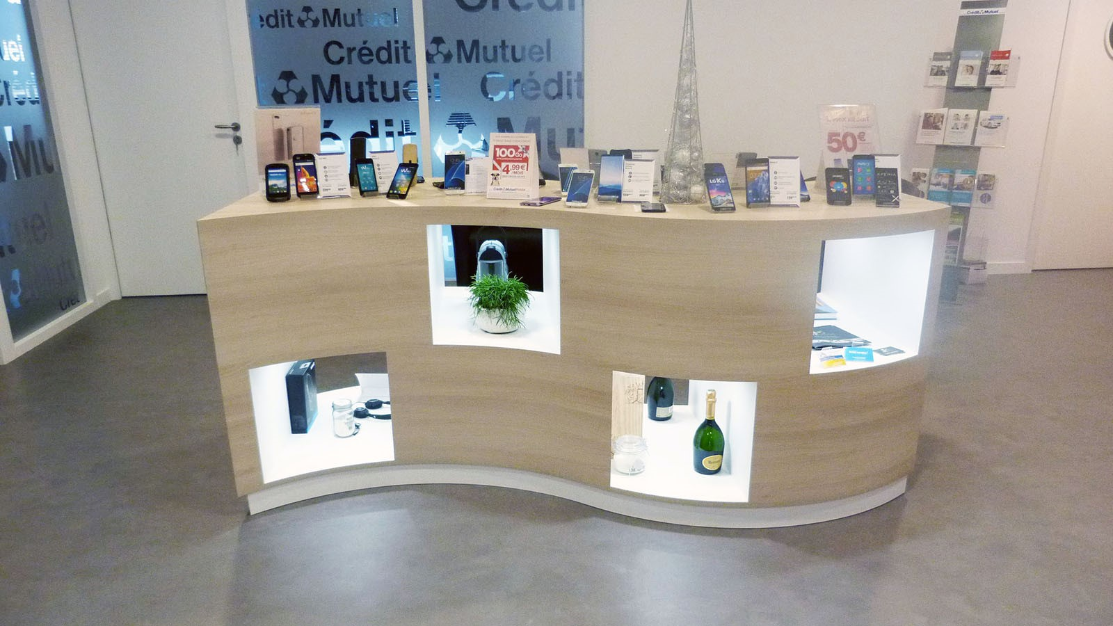 Credit Mutuel Saint Laurent Sur Sevre Efi Design (5)