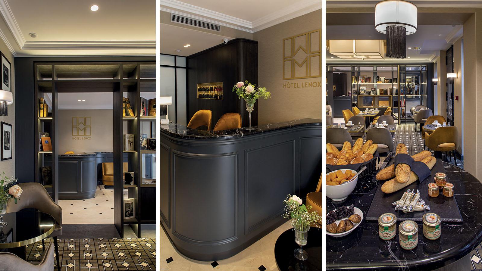 EFI Design Hotel Lenox Paris Efi Design 12 1373