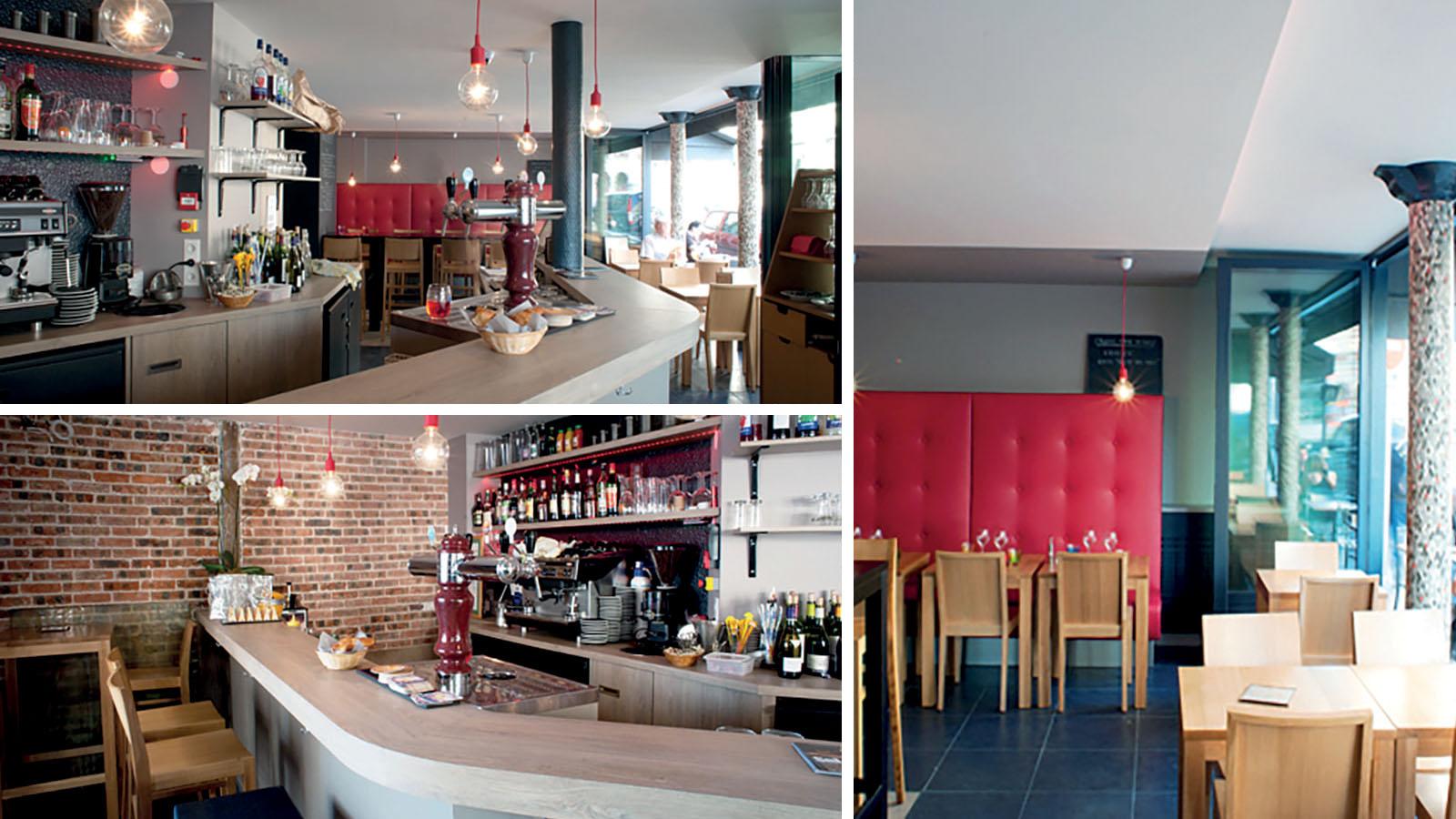 EFI Design Restaurant Le 6 Bis Paris 2 1357