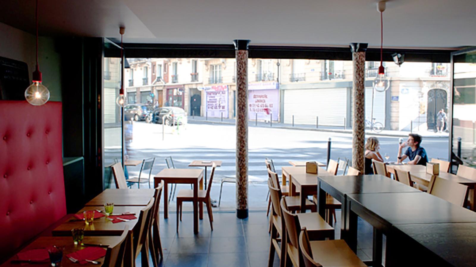 EFI Design Restaurant Le 6 Bis Paris (3) 947