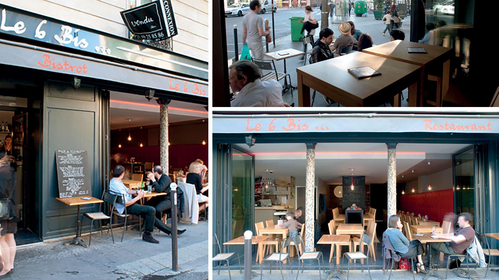 EFI Design Restaurant Le 6 Bis Paris 6 1358