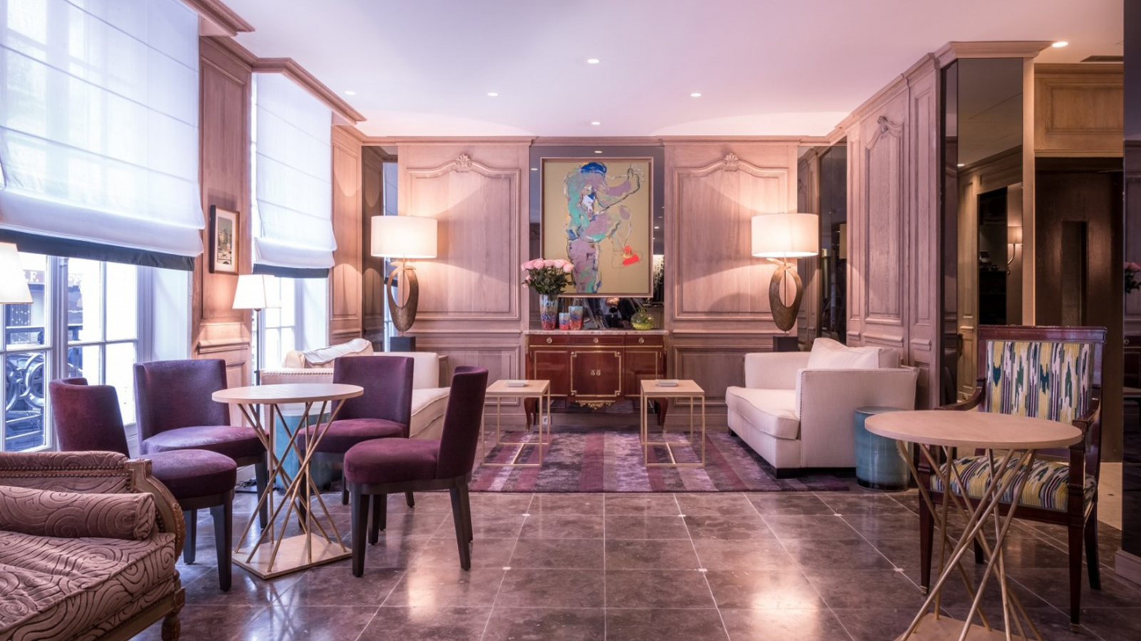 EFI Design Hotel Balmoral Paris Efi Design (6) 1176