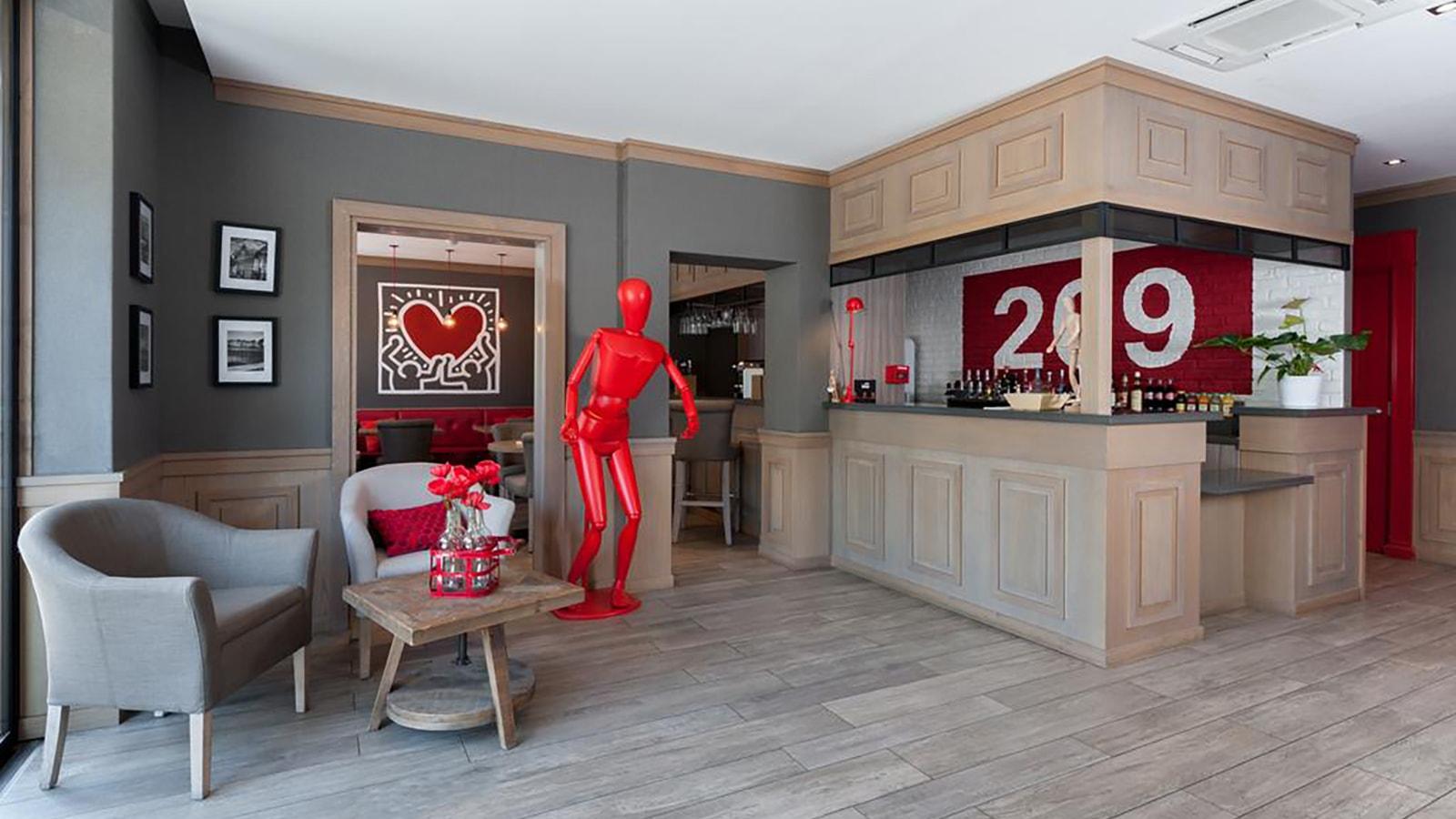 EFI Design Hotel Le 209 Paris Efi Design (1) 1183