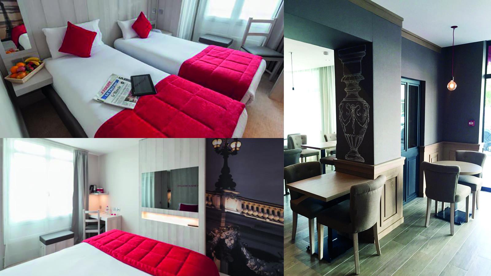 EFI Design Hotel Le 209 Paris Efi Design (8) 1188