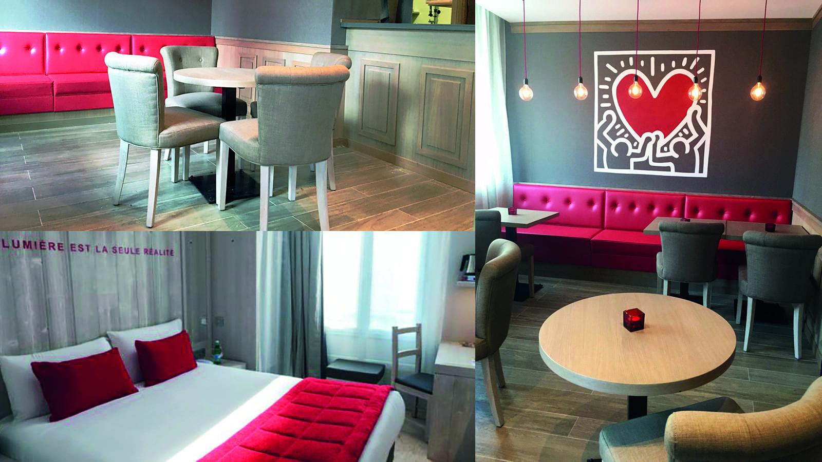 EFI Design Hotel Le 209 Paris Efi Design (9) 1189