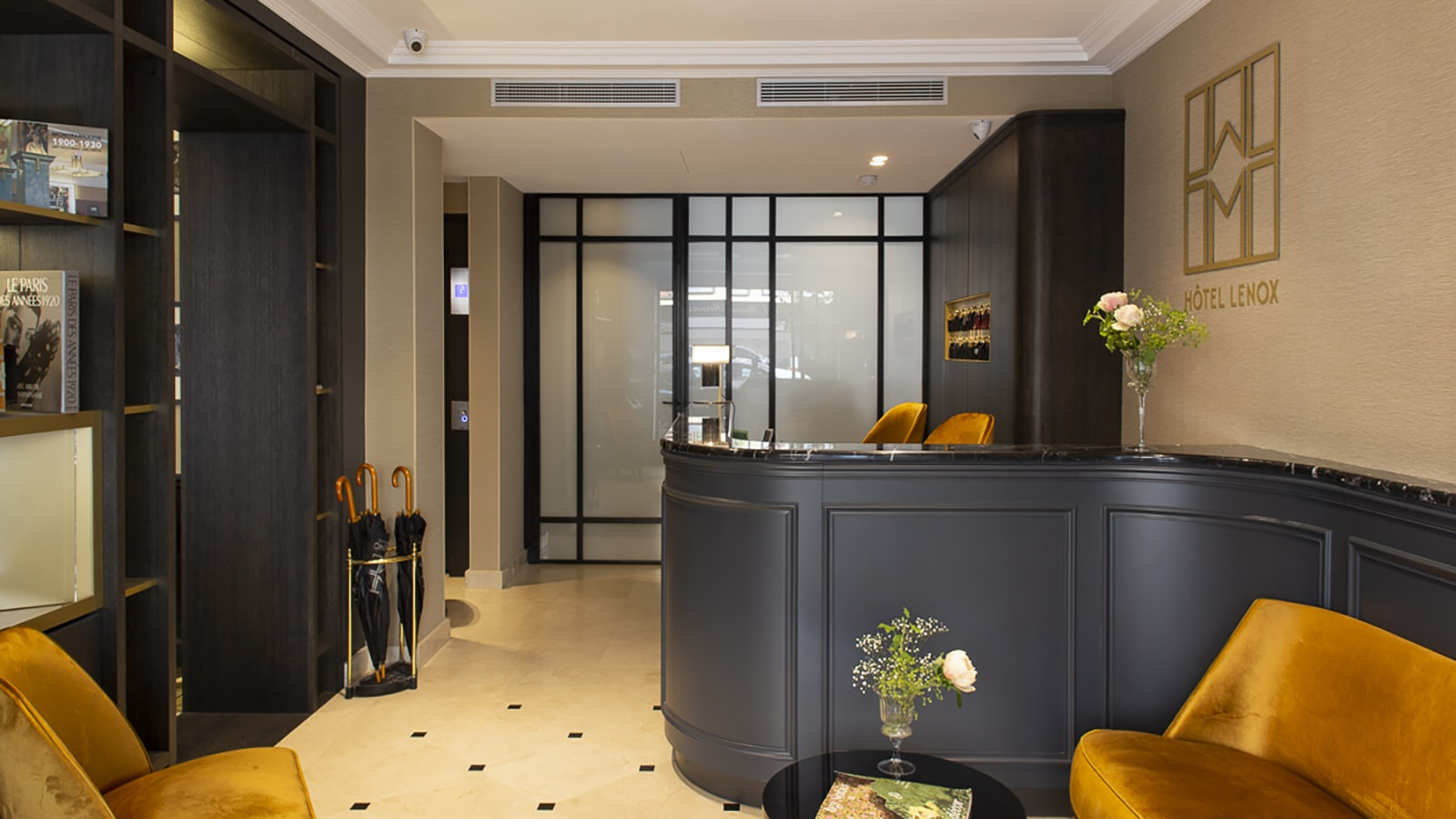EFI Design Hotel Lenox Paris Efi Design (1) 1155