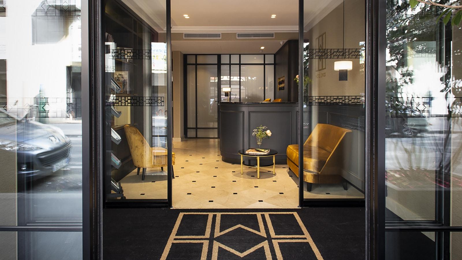 EFI Design Hotel Lenox Paris Efi Design (11) 1165