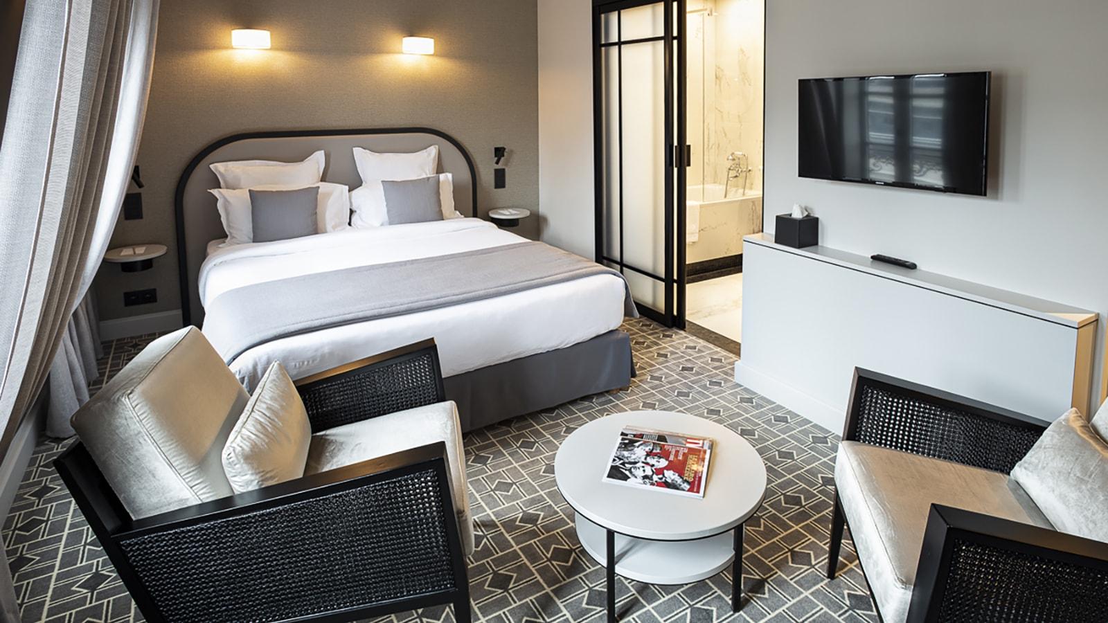 EFI Design Hotel Lenox Paris Efi Design (16) 1170