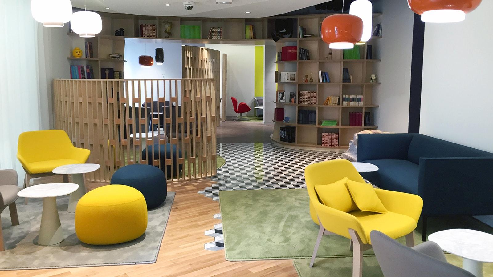 EFI Design Hotel Mercure Nantes Efi Design (1) 1198