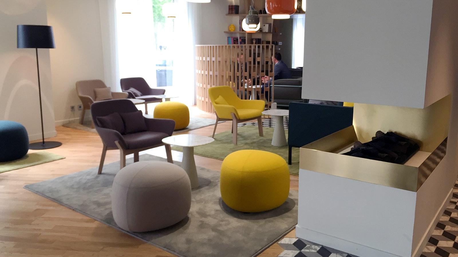 EFI Design Hotel Mercure Nantes Efi Design (10) 1207