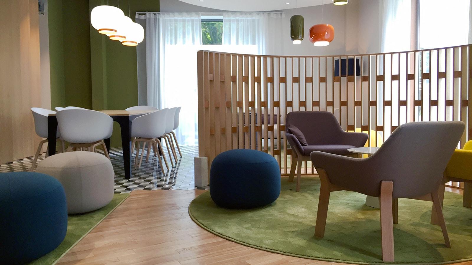 EFI Design Hotel Mercure Nantes Efi Design (11) 1208
