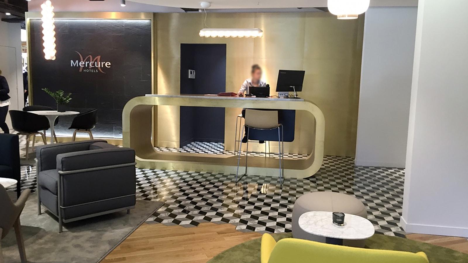 EFI Design Hotel Mercure Nantes Efi Design (2) 1199