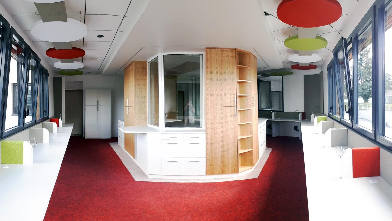 EFI Design Bureaux HAD Cholet 1285