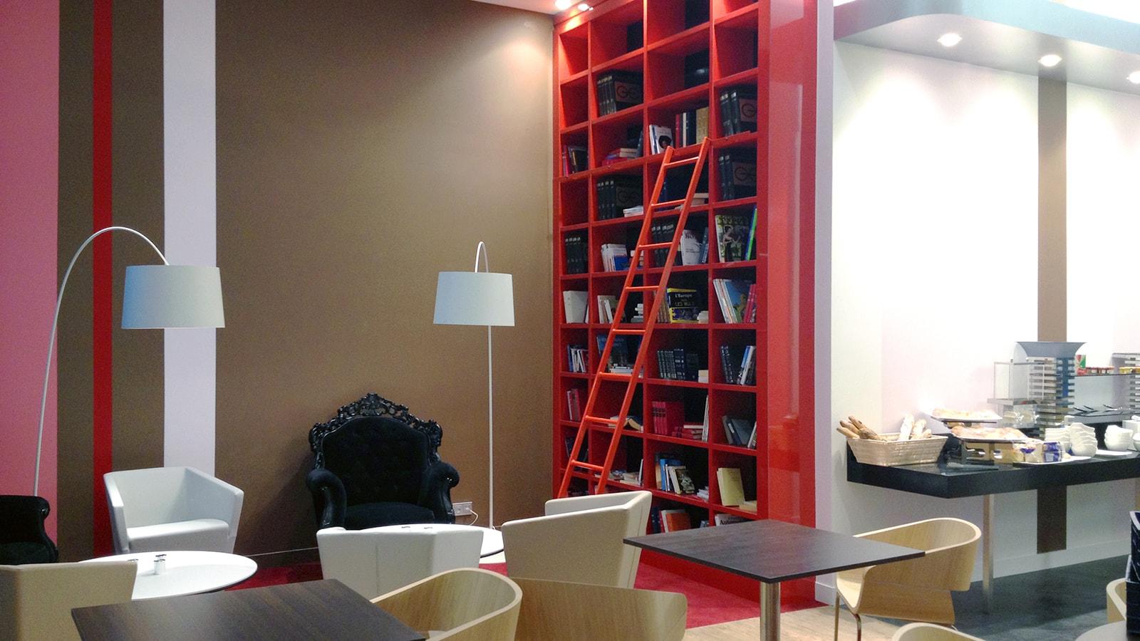 EFI Design Hôtel Mercure Cholet 1267