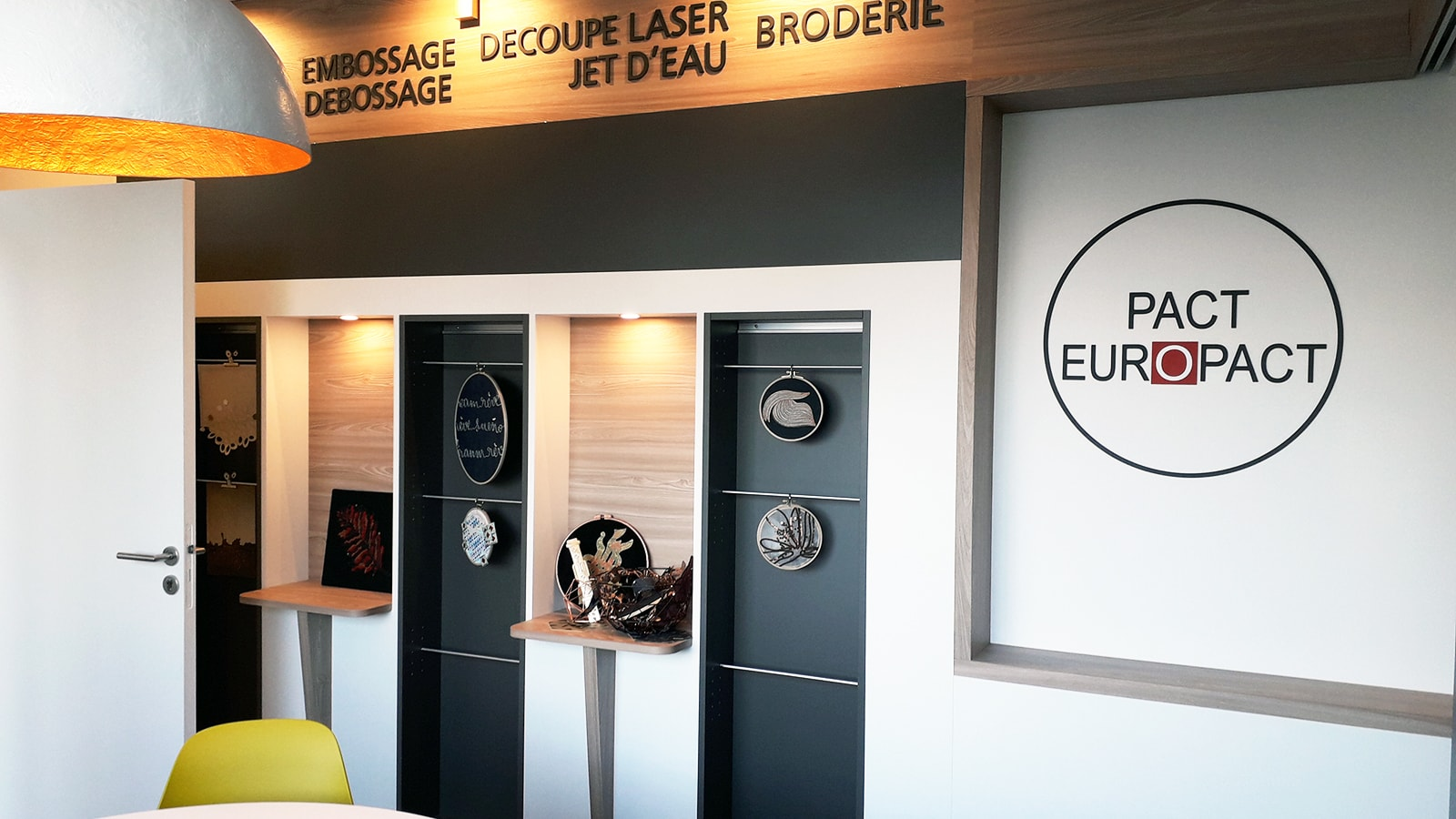EFI Design Pact Europact Maulévrier 1276