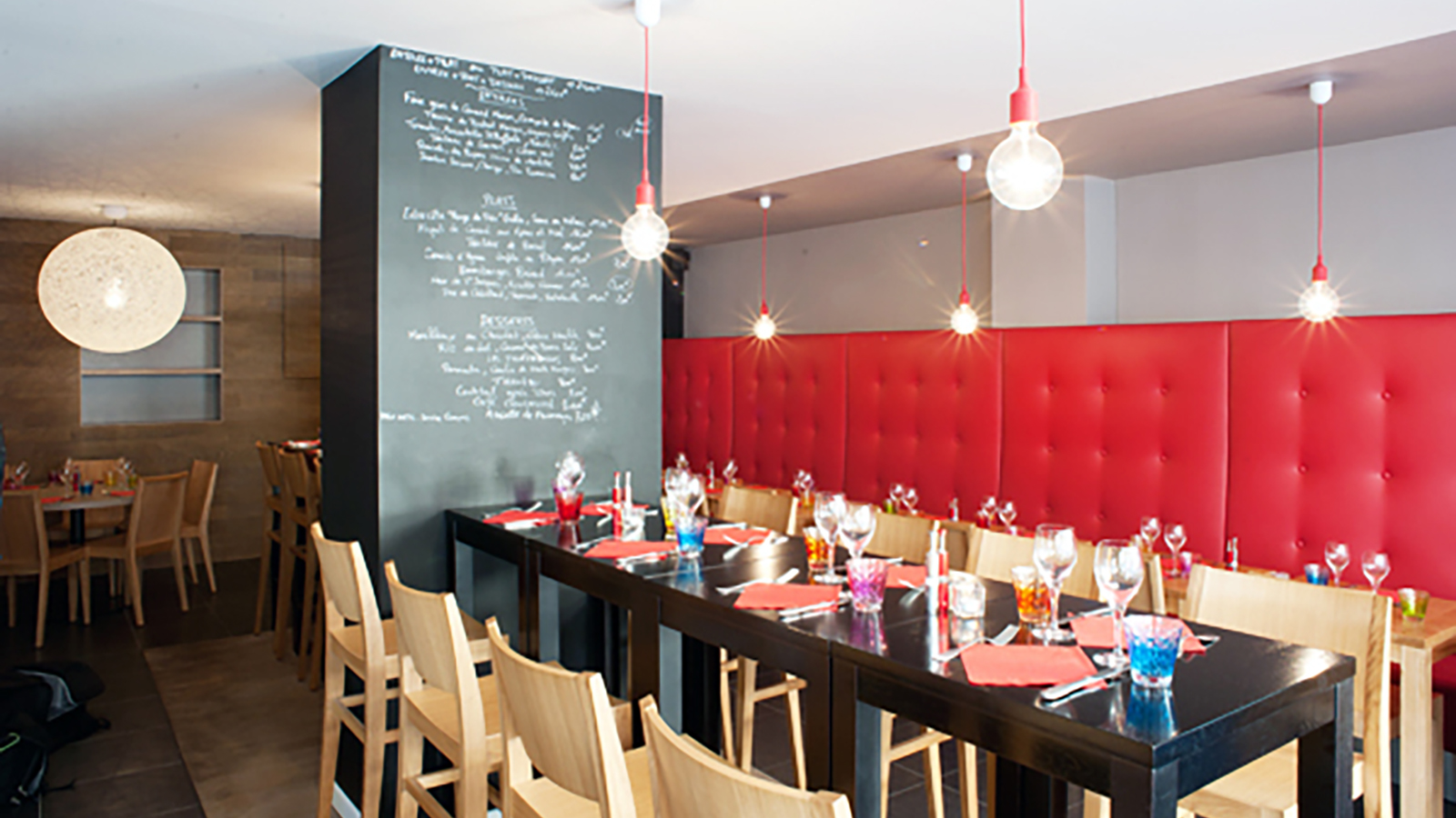 EFI Design Restaurant Le 6 Bis Paris 1270