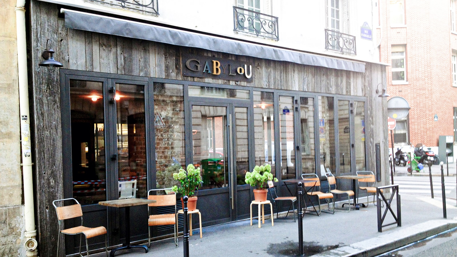 EFI Design Restaurant Le Gabylou Paris 1271