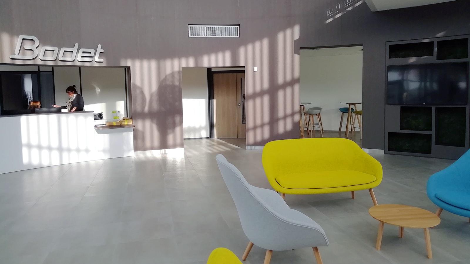 EFI Design Siège Social Bodet Cholet 1275