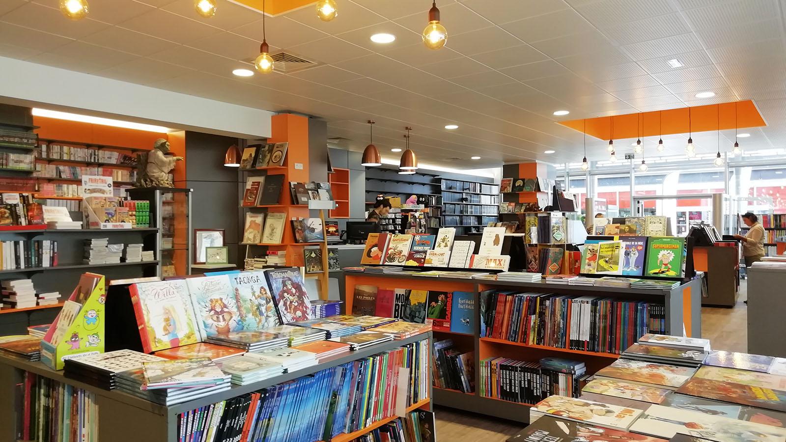 EFI Design EFI Design Librairie La Roche Sur Yon (21) 1379