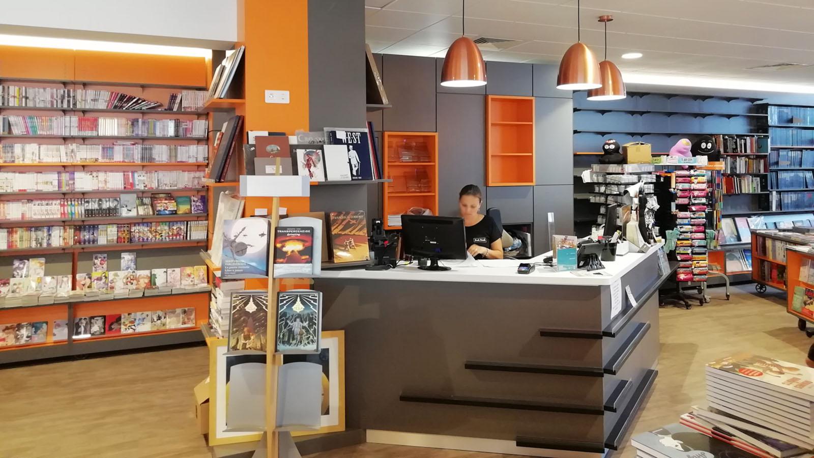 EFI Design EFI Design Librairie La Roche Sur Yon (54) 1383